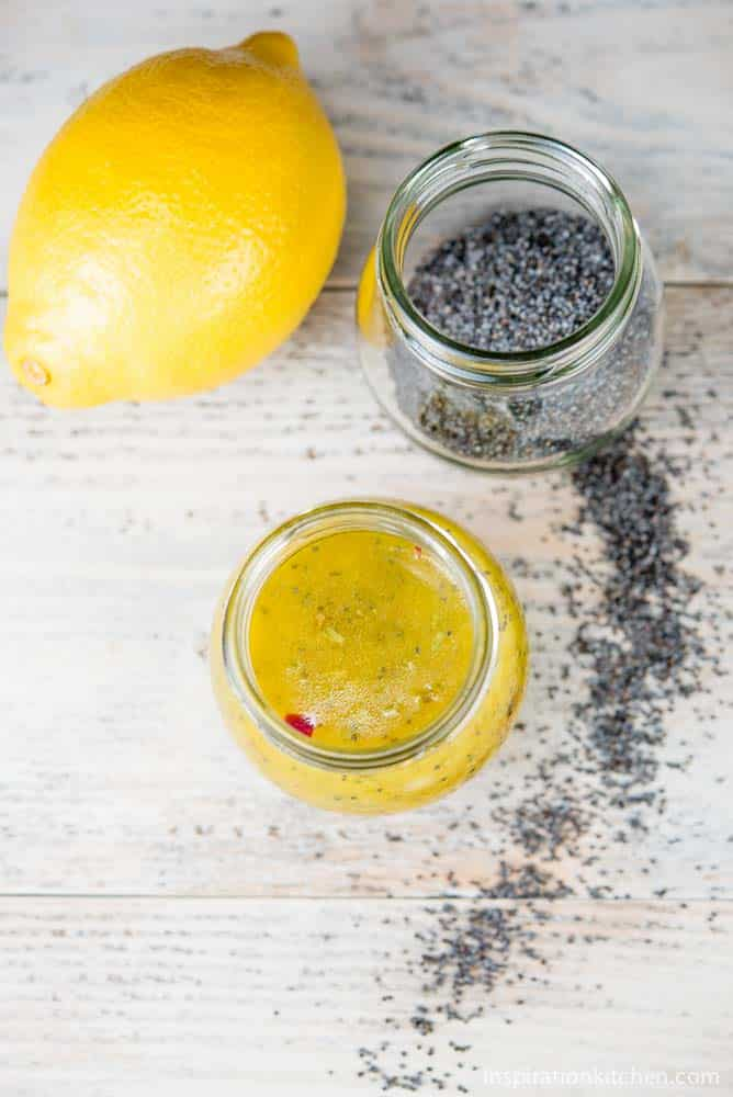 Lemon Poppyseed Dressing | Inspiration Kitchen
