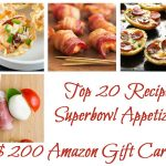 Top 20 Superbowl Appetizers