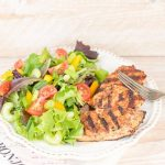 Cajun Salmon Salad | Inspiration Kitchen