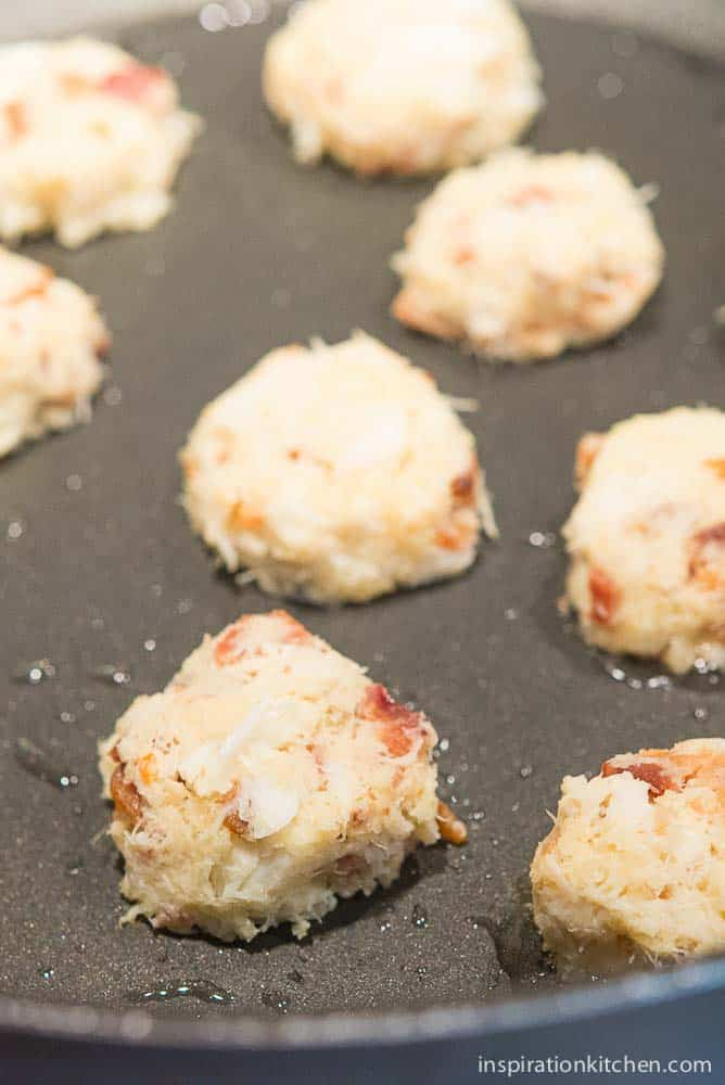 Crab Bacon Bites | Inspiration Kitchen