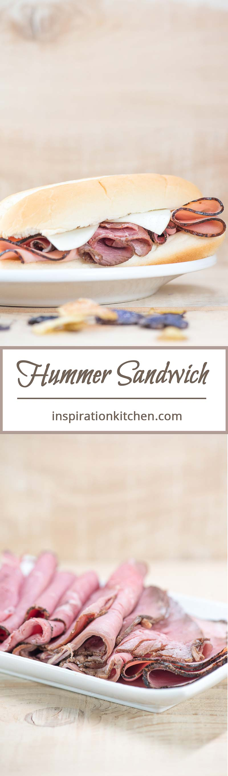 Hummer Sandwich | Inspiration Kitchen