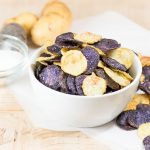 Microwave Potato Chips | Inspiration Kitchen