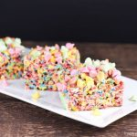 Easter Marshmallow Krispy Treats | Inspiration Kitchen