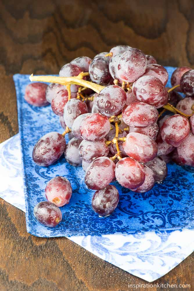 Red Grapes | Inspiration Kitchen