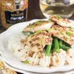 Dijon Mustard White Wine Chicken