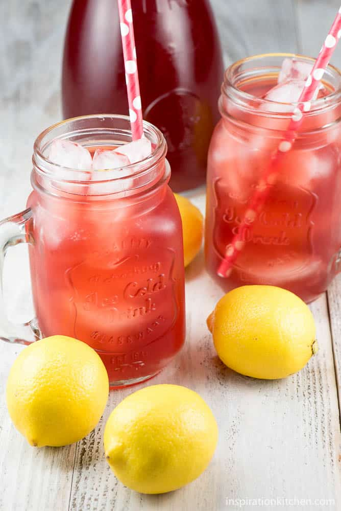 Bigelow Iced Tea Lemonade Pomegranate