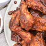 Easy Grilled Habanero Hot Wings