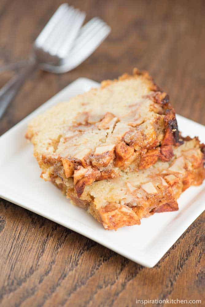 Apple Cake | Inspiration Kitchen