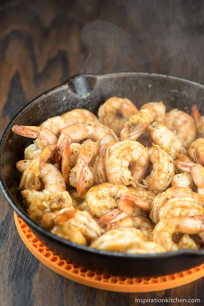 Bubba Gump Shrimp | Inspiration Kitchen