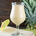 Mango Pineapple Coconut Smoothie | Inspiration Kitchen
