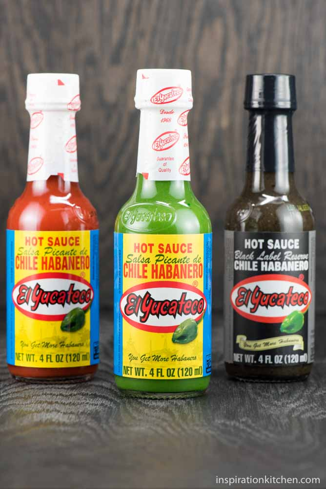 El Yucateco Hot Sauce | Inspiration Kitchen