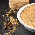 4 Ingredient Graham Cracker Pie Crust