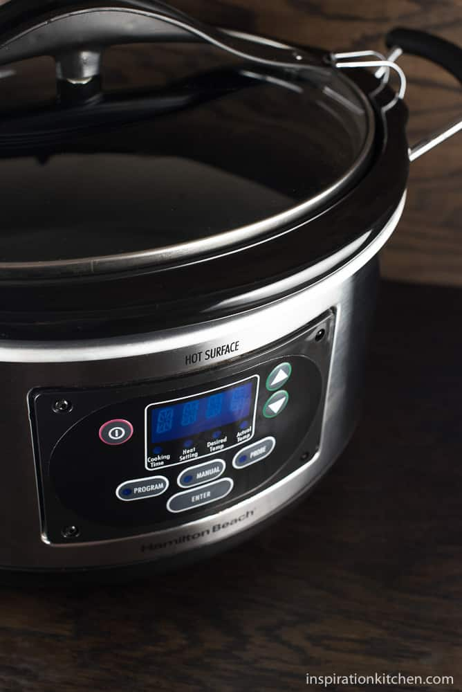Hamilton Beach Crockpot - inspirationkitchen.com