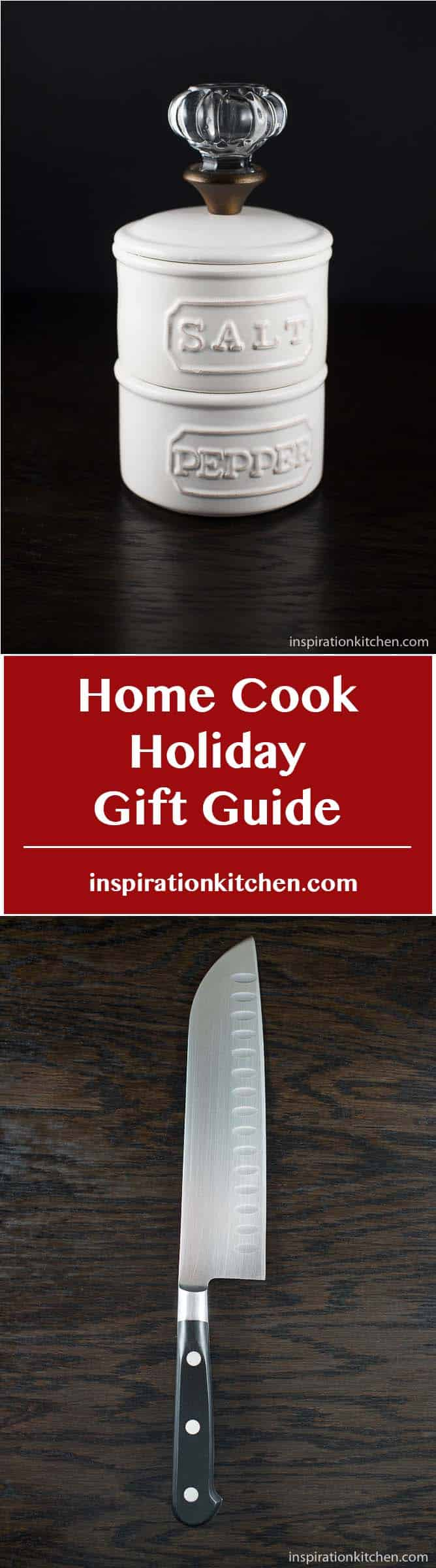 Home Cook Holiday Gift Guide - inspirationkitchen.com