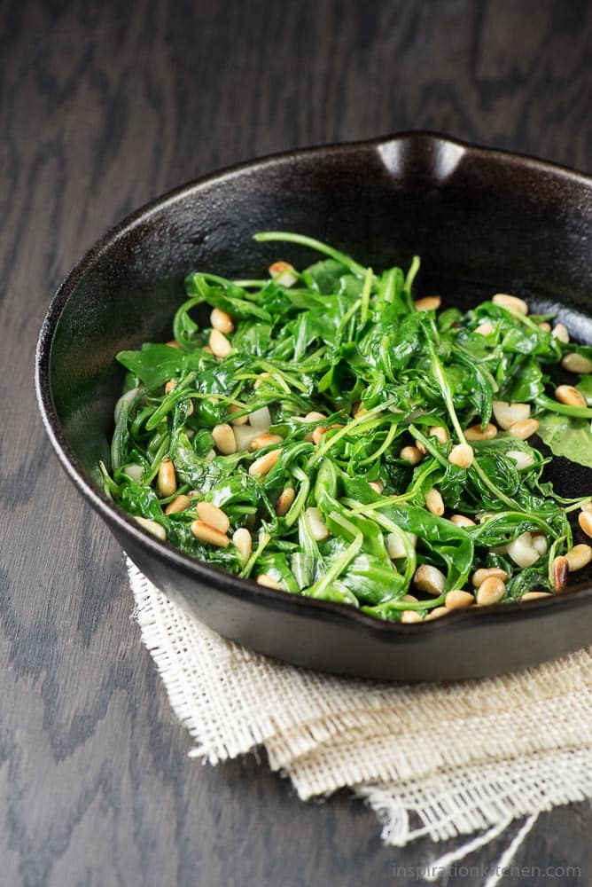wilted-arugula-balsamic-vinegar-inspiration-kitchen-3