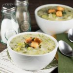 Jalapeno Broccoli Potato Soup