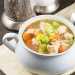 Wild Rice and Chicken Soup - inspirationkitchen.com