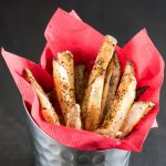 Baked French Fries - inspirationkitchen.com