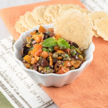 Cherry Tomato Tapenade - inspirationkitchen.com