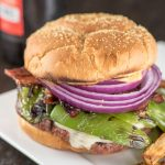 Jalapeno Burger - inspirationkitchen.com