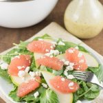 Grapefruit Salad with Champagne Vinaigrette
